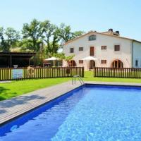 Vilobi d'Onyar Villa Sleeps 13 with Pool and Air Con