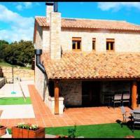 Calaf Villa Sleeps 10 with Pool