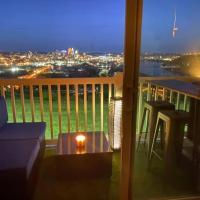 Condo With Downtown Cincinnati View
