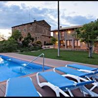 la Baronia de Rialb Villa Sleeps 18 with Pool