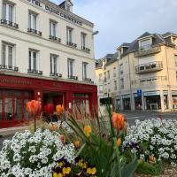Hôtel Du Commerce, hotel in Fécamp