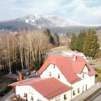 Pension Aura Špičák, hotel in Železná Ruda