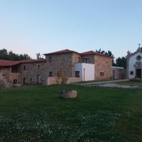 Quinta da Gandra, hotel in Paredes de Coura