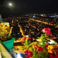 33 floor, luxury apartment, amazing view Sky City Cevahir-Skopje