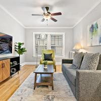 Dazzling 1-BR Flat close to Chicago highlights