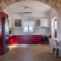 Stone Villa Kontiani - Red Villa