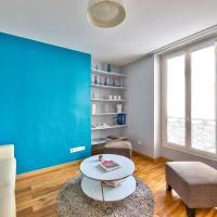 Lovely 2 Bedrooms In The Heart Of Montmartre Paris