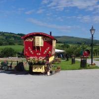 Rosie traditional Gypsy Wagon