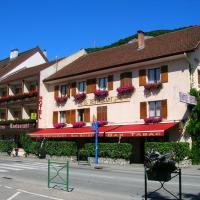 Hôtel Les Rochers, hôtel à La Balme-de-Sillingy