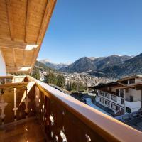 Villa Mazzel with balcony
