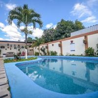 Berlor Airport Inn, hotel in Alajuela