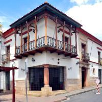 Hotel Monasterio, hotel en Sucre