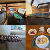 Chateau Backpackers & Motels, hotel in Franz Josef