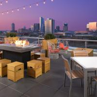 Fairfield Inn and Suites by Marriott Nashville Downtown/The Gulch, hotel in The Gulch, Nashville