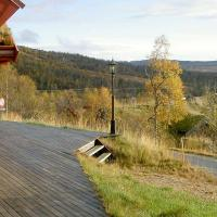 Four-Bedroom Holiday home in Hovden 2