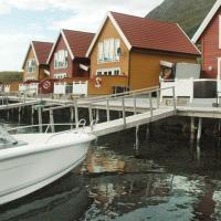 Four-Bedroom Holiday home in Gursken 2, hotel in Larsnes