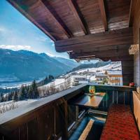 Hilltop Holiday Home in Bramberg am Wildkogel with Terrace