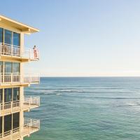 Kaimana Beach Hotel, hotel in Honolulu