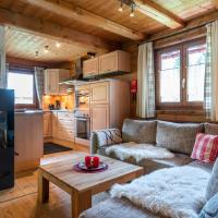 Boutique Chalet in Kirchberg with Private Terrace and Garden