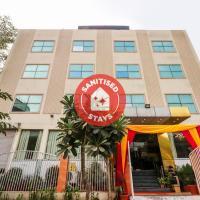 Vaccinated Staff- Capital O 66106 Hotel Samrat Kaushambhi, hotel en Ghaziabad