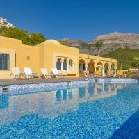 Beautiful Villa in Altea la Vella with Terrace