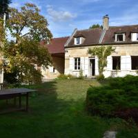 Modern Mansion in Machemont with Private Garden
