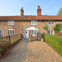 Traditional holiday home in Hacheston with garden, hotel in Parham