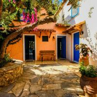 Tranquil Holiday Home in Palaiochora near Seabeach