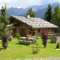 Fairytale Cottage in Bellamonte Italy with Garden