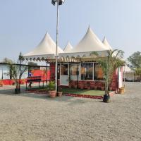 Unity Tent Resort, hotel in Kevadia