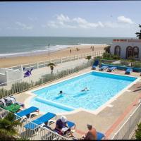 Vacancéole - Résidence de L'Océan, hôtel à La Tranche-sur-Mer