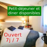 Hôtel Inn Design Resto Novo Montargis, hotel Villemandeur városában