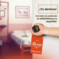 Hostal alexia, hotel in Huacho