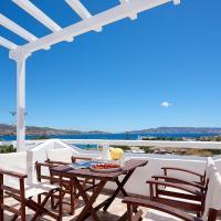 Mirabeli Apartments & Suites, hotel in Pollonia