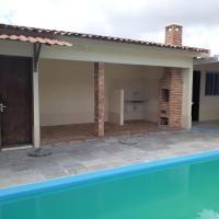 Casa Piscina- 15 adultos- Não é Condomínio- Praia dos Golfinhos-Itamaracá, hotel in Itamaracá