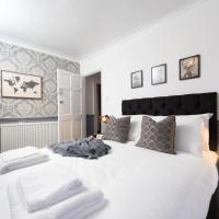 6 Bedroom City Centre Townhouse Canterbury - Ultra WiFi