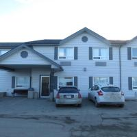 Crossfield Country Inn, hotel em Crossfield