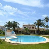 Majestic Holiday Home in Denia close to Beach