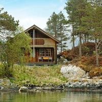 Two-Bedroom Holiday home in Vågland 6