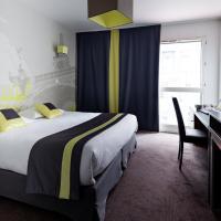 Lagrange Apart'Hotel Paris-Boulogne, hôtel à Boulogne-Billancourt