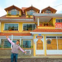 """Casa de Huéspedes """"Casa de Luis By Rotamundos"""", hotel em Otavalo"""
