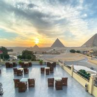 Egypt pyramids inn