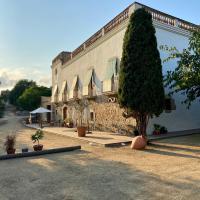 Ecoturisme Mas Ribas, отель в Паламосе