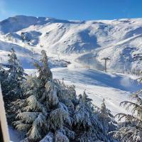 Apartamento familiar ski pista Maribel