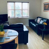 Spacious Two Bedroom Apartment - City Centre Ricoh