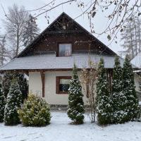 Chalúpka Bratov v resorte APLEND, hotel in Veľký Slavkov