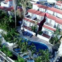 Apartamentos colon y bungalows, hotel in Los Quemados