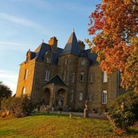 Château de Montbrault, hotel in Fougères