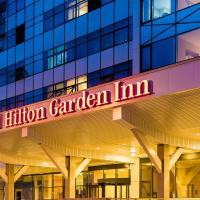 Hilton Garden Inn Красноярск, отель в Красноярске