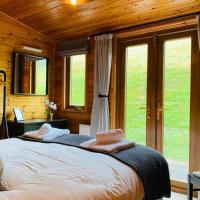 Luxury Farm Cabin in the Heart of Wales